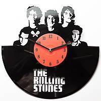 Часы виниловые The Rolling Stones