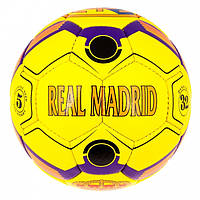 Мяч футбольный SemiDull YW Real Madrid №5 (YSD-302RM)