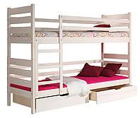"""Кровать двухъярусная """"Амели"""" детская деревянная"""