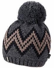 Теплая вязанная молодежная шапочка унисекс от Loman Польша, фото 3