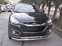 Кенгурятник для Hyundai ix-35 2010