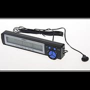 Термометр внутр. наруж./часы/вольтметр/подсветка VST 7043V