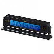 Термометр внутренний, наружный, часы, подсветка VST 7013V (VST-7013V)