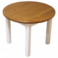 """Детский столик круглый из дерева """"Эскимо"""""""