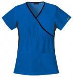 Женская медицинская футболка с резинкой  Flexibles , ТМ Cherokee, фото 3