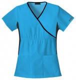 Женская медицинская футболка с резинкой  Flexibles , ТМ Cherokee, фото 2