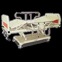 Ліжко класу люкс, з 3-ма важелями та платформою для матраца з механізмом підйому HM 2004 M