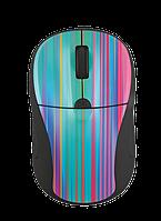 Мышка TRUST Primo Wireless Mouse black rainbow