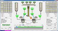 SCADA пакет для управления БСУ, ЖБИ, ЖБК. СКАДА для учета продукции бетоносмесительных узлов