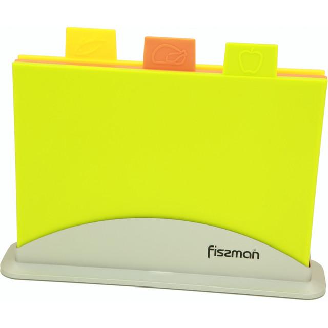 Доски разделочные Fissman