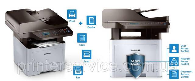 МФУ Samsung SL-M3870FD (SL-M3870FD/XEV)