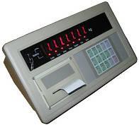 Весовой индикатор А9p для автомобильных весов с термопринтером
