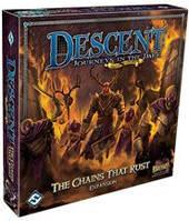 Спуск: Странствия во тьме - Ржавеющие цепи (Descent: Journeys in the Dark - Chains That Rust) настольная игра