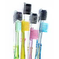 Семейный набор зубных щеток Radonta (яркая пара щеток для всей семьи), фото 1