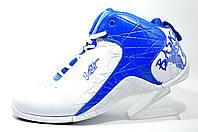 Баскетбольные кроссовки Voit, бело-синие