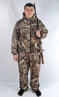 Камуфляжный костюм для охоты и рыбалки на флисе - Дубок