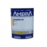 80W90 HYPOIDE 90  Масло трансмисс. GL-5 (50л) (AMBRA) NH
