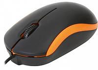 Мышка OMEGA OM-07 3D optical orange