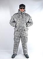 Аляска - зимний камуфляжный костюм ACUPAT