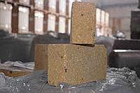 Кирпич динасовый  ДН №2 , вес одной шт. 2,4 кг ГОСТ 8691-73