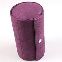 Женская фиолетовая шкатулка для бижутерии, фото 1