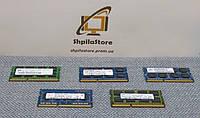 Оперативна пам'ять для ноутбука SoDIMM DDR3-1066 2Gb PC8500