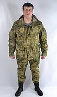 Военный камуфляжный костюм A-TACS демисезонный
