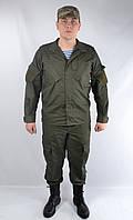 Однотонный военный костюм нового образца - Код ГП-К-001