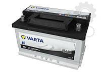 Аккумулятор Varta 70Ah/640A Black Dynamic -0ah