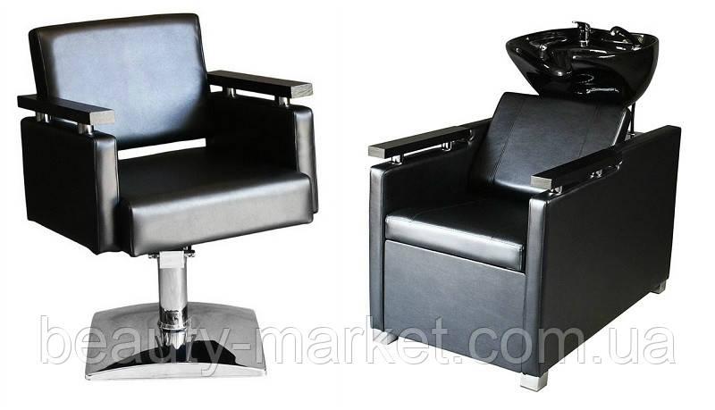 Комплект парикмахерской  мебели ROYAL
