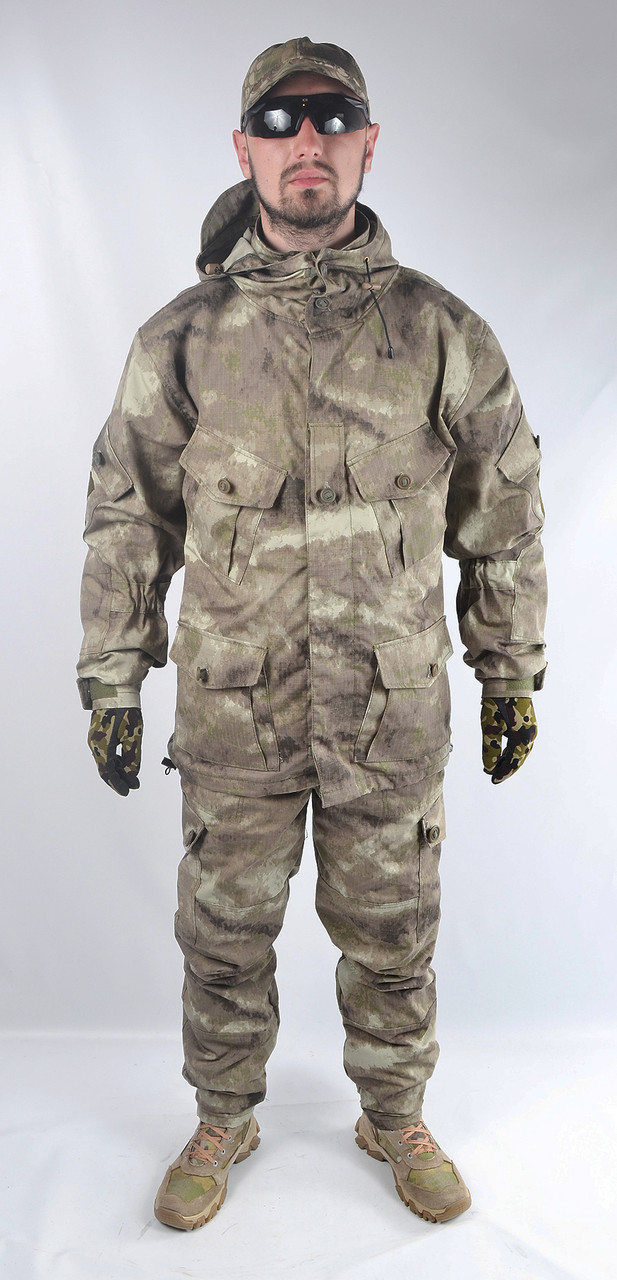 Военный костюм горка A-TACS - интернет-магазин