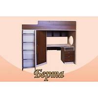 """Кровать чердак для детской комнаты """"Берта"""""""