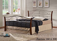 """Кровать железная """"Патриция (Patrisiya)"""""""