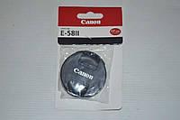 Крышка для объектива Canon E-58II 58 мм