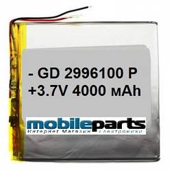 Оригинальный Универсальный Внутренний Аккумулятор АКБ 29x96x100 (4000 мАh) AAAA Класс