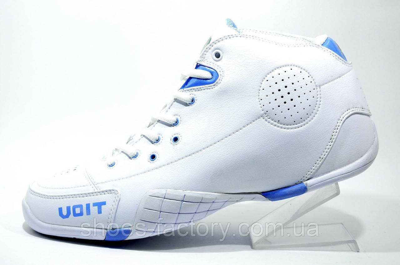 Кроссовки для баскетбола Voit, белые