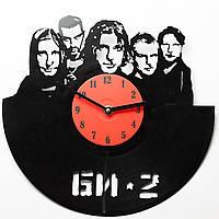 Часы виниловые Би-2