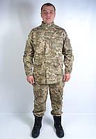 """Демисезонный армейский камуфляжный костюм """"Пиксель"""" -  Х/Б"""