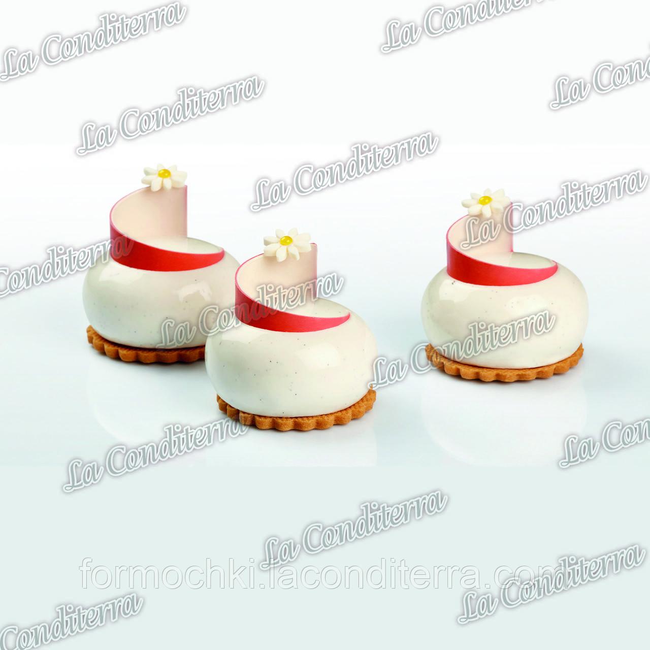 Силіконова форма для десертів PAVONI PX4321