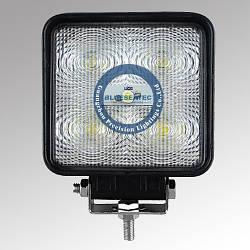 LED Прожектор PL-15W-F(30-60°) Led working light (1150Lm) 9-32v IP65
