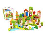 Польза деревянных игрушек для развития детей