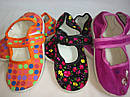 Мокасины тапочки детские на девочку размеры 27- 32, фото 2