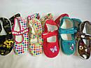 Мокасины тапочки детские на девочку размеры 27- 32, фото 3