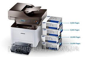 МФУ Samsung SL-M4070FD формата А4, ADF, Duplex, 4 в 1