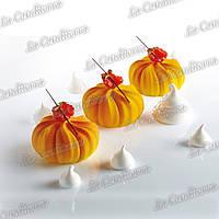 Силиконовая форма для десертов Pavoni Twister PX4322