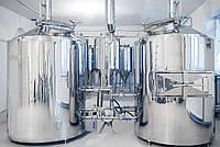 Пивоварня 500  л