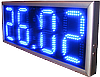 Светодиодные часы, фото 1