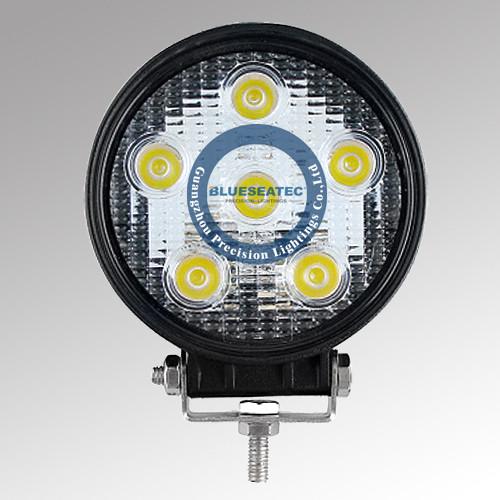 LED Прожектор PL-18W-J(30-60°) Led working light (1350Lm) 9-32v IP65