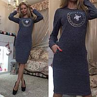 """Платье с камнями """"паук"""" 022 (ВОВ)"""