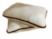 Подушки из овечьей шерсти 50х70